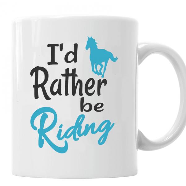 Horse mug gift or present