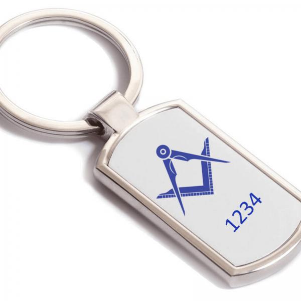 Masonic Key rings