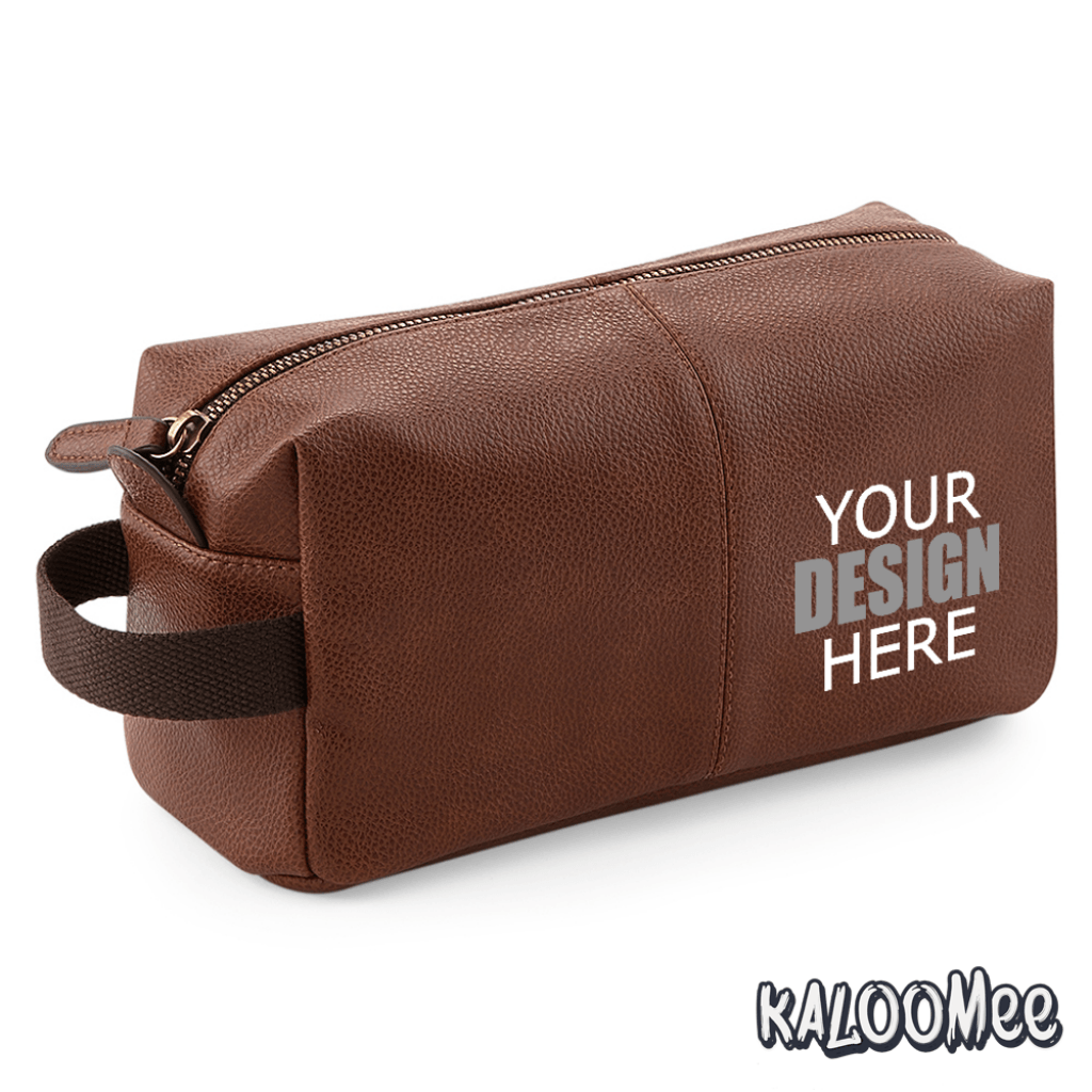 Wash bags – Custom printed with your club logo or design